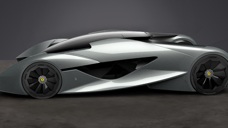 Ferrari 2040