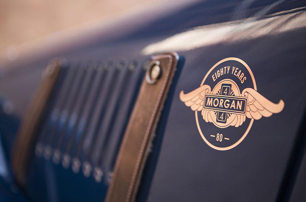 Morgan 4×4 80th Anniversary)