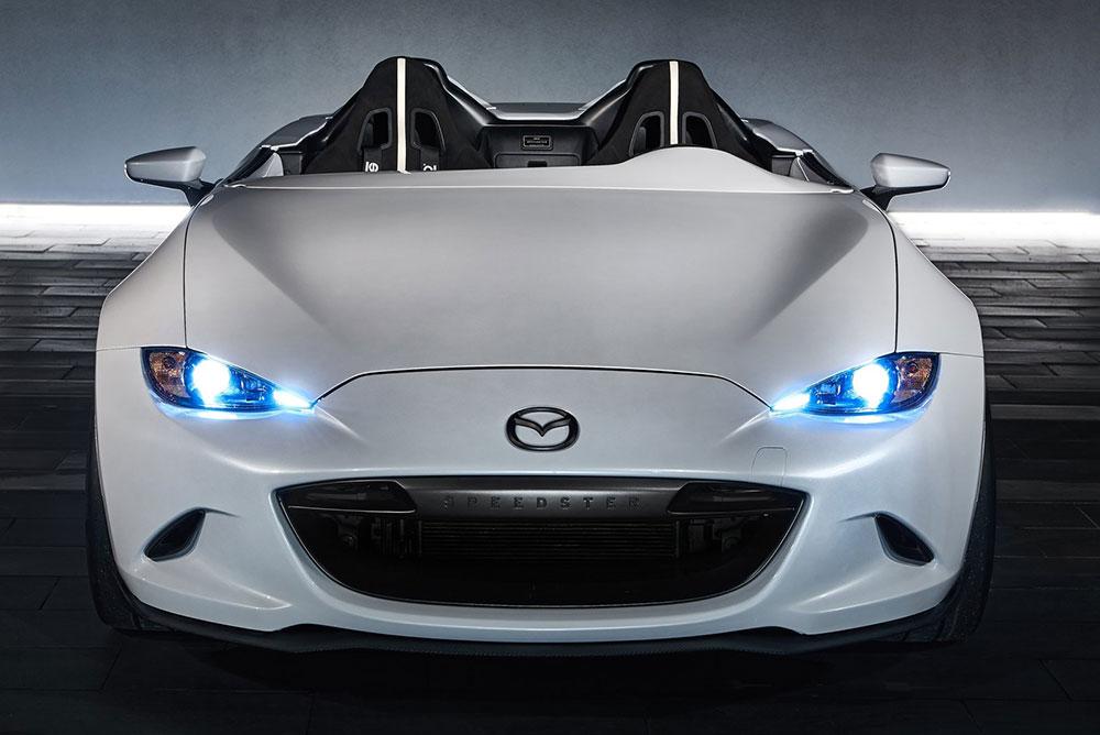 Mazda MX-5 Speedster Evolution