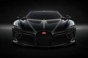 Versão final do Bugatti La Voiture Noire é apresentada no final de maio thumbnail