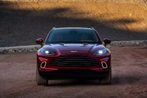 "Vendas da Aston Martin crescem 224% no primeiro semestre de 2021. O ""culpado"" é o DBX thumbnail"