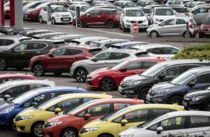 Mercado Automóvel português volta a cair em novembro thumbnail