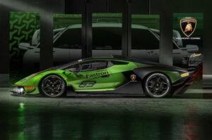 Lamborghini com V12 atmosférico? Poderá sobreviver, mas apenas para pista thumbnail