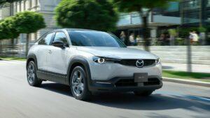 Mazda prepara lançamento de 13 veículos eletrificados até 2025 thumbnail