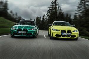 """BMW mostra-nos o que """"esconde"""" a nova grelha dos M3 e M4 thumbnail"""