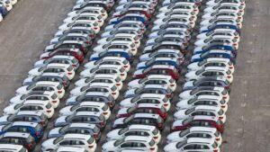 Mercado Automóvel português começa segundo semestre com quebra de 21,4% thumbnail