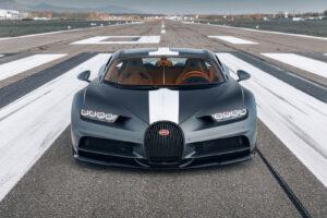 Bugatti Chiron Sport Les Légendes du Ciel, a versão inspirada nas aeronaves thumbnail