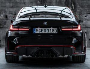 Veja como fica o novo BMW M3 com peças M Performance thumbnail