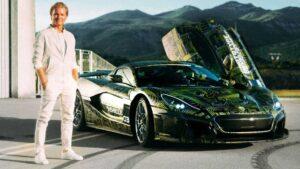 Nico Rosberg mostra como é conduzir o novo Rimac C_Two thumbnail