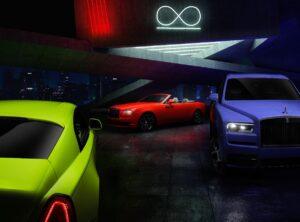 Rolls-Royce lança três novas personalizações para quem quer dar nas vistas thumbnail