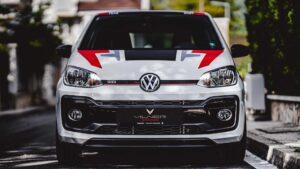 Volkswagen Up! GTI não escapa ao mundo das modificações thumbnail