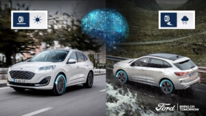 Novo Ford Kuga aposta em sistema de tração integral inteligente thumbnail