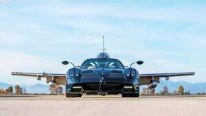 Sucessor do Pagani Huayra vai manter motor V12 e transmissão manual thumbnail