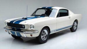 CEO da Barrett-Jackson vai leiloar o próprio Ford Mustang Shelby GT350 thumbnail