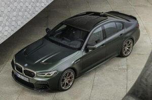 BMW M5 CS surge na internet antes da apresentação oficial thumbnail