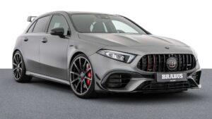 Brabus B45, a nova evolução do Mercedes-AMG A45 S com 450 cavalos thumbnail