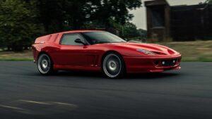 "Niels van Roij Design cria homenagem ao Ferrari 250 GT SWB ""Breadvan"" thumbnail"