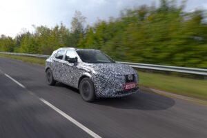 Nissan Qashqai vai estrear motorização híbrida inovadora na Europa thumbnail