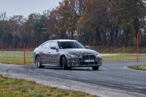 BMW mostra últimos testes dinâmicos do elétrico i4 em vídeo thumbnail