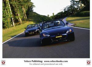 História do Honda S2000 retratada em livro thumbnail