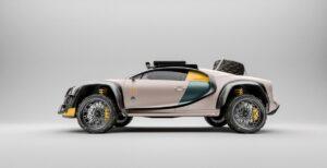 Designer mostra como poderia ser um Bugatti Chiron de todo-o-terreno thumbnail