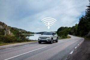 """Volvo estreia atualização """"over the air"""" no novo XC40 Recharge thumbnail"""