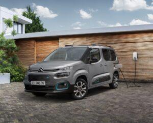 Citroën Berlingo ganha variante elétrica thumbnail
