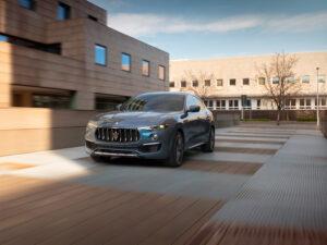 Novo Maserati Levante Hybrid chega com eficiência melhorada thumbnail