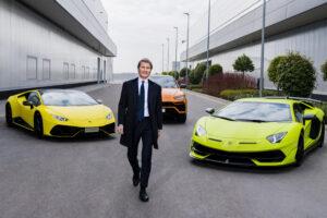 Stephan Winkelmann lidera Lamborghini e Bugatti aos melhores resultados de sempre no primeiro trimestre de 2021 thumbnail