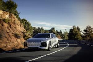 Audi A6 e-tron, o novo concept elétrico que estreia a plataforma PPE thumbnail