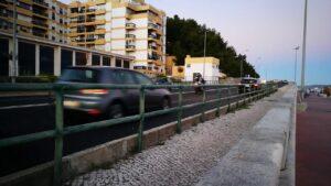 Intervenção no separador central da Avenida Marginal vai condicionar trânsito esta semana thumbnail