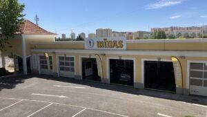 """""""Nova vida"""" do nome Midas começa com oficina no Carregado thumbnail"""