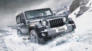 Jeep vai levar Mahindra a tribunal por SUV demasiado semelhante ao Wrangler thumbnail