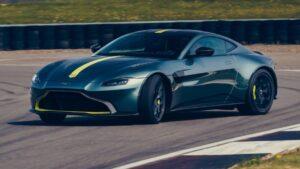 Aston Martin vai deixar de ter carros com caixa manual a partir do próximo ano thumbnail