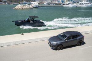 Cupra chega ao mar com iate inspirado no Formentor thumbnail