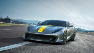 """Veja como """"ruge"""" o motor V12 atmosférico do novo Ferrari 812 Competizione thumbnail"""