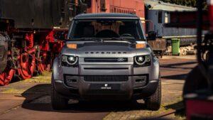 Preparadora holandesa disponibiliza componentes com ferrugem para o novo Land Rover Defender thumbnail