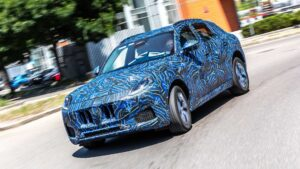 Apresentação do Maserati Grecale adiada para 2022 thumbnail