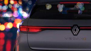 Renault lança primeiro teaser do novo Megane 100% elétrico thumbnail