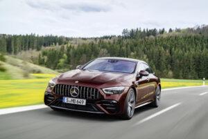 Atualizado Mercedes-AMG GT de 4 portas garante melhorias no conforto e mais equipamento thumbnail