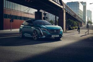 Novo Peugeot 308 SW, a carroçaria mais familiar vai ter versão PHEV com 59 km de autonomia elétrica thumbnail