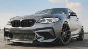 Parece um simples BMW M2, mas esconde motor Diesel com três turbos thumbnail
