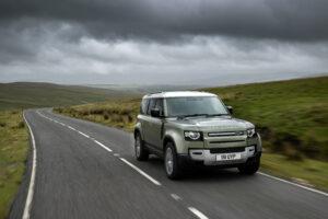 Land Rover vai começar a testar Defender a hidrogénio no final do ano thumbnail