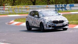 BMW anda a testar nova variante desportiva do Série 1 thumbnail