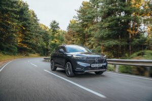 Novo Honda HR-V só com motorização híbrida na Europa thumbnail