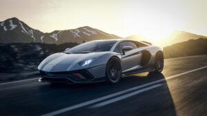 Substituto do Lamborghini Aventador vai ter design totalmente diferente thumbnail