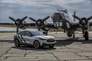 Ford vai leiloar one-off do Mustang Mach-E thumbnail