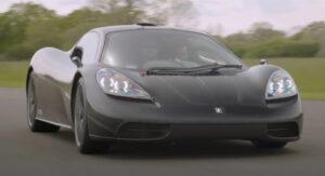 Gordon Murray continua a testar o T.50, desta vez na pista do Top Gear thumbnail