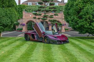 Huber Era, uma modificação ao Lamborghini Aventador que custa 30 mil euros thumbnail