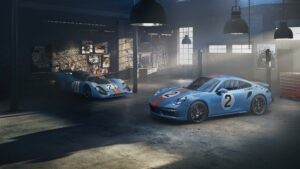 """Porsche cria 911 Turbo S único em homenagem ao """"piloto mexicano mais bem-sucedido de sempre"""" thumbnail"""